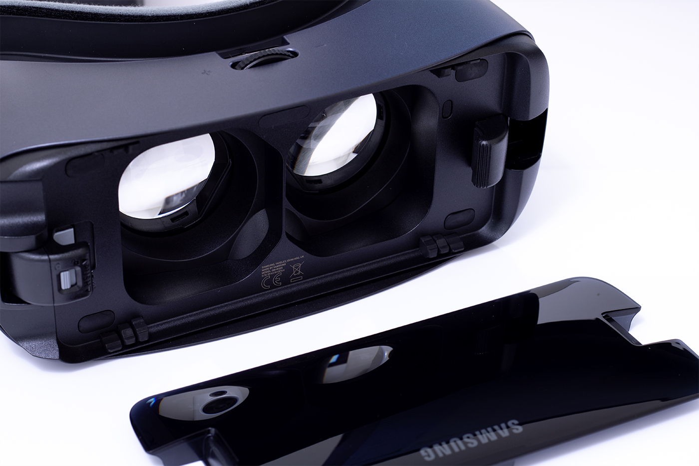 Samsung Gear VR Front of Headset