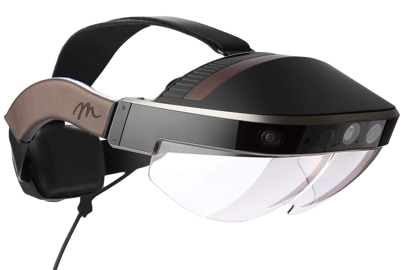 Meta 2 AR Headset - Side View